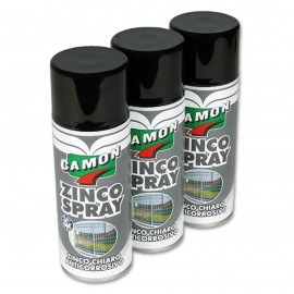 Camon Zinco Spray 500135 400 ml Vernice spray zincante