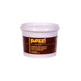 Stucco in pasta 2,5 lt bianco Pozzi Pastone SP2
