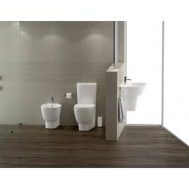 WC filo muro scarico a parete One RAK Ceramics ONWC00001