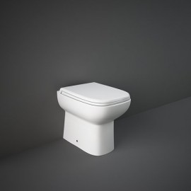 WC filo muro scarico parete & terra Origin RAK Ceramics