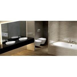 WC filo muro scarico parete & terra Resort Rak Ceramics