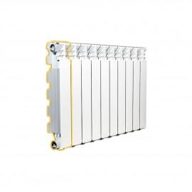 Radiatore alluminio 80 cm Nova Florida Desideryo B3 bianco