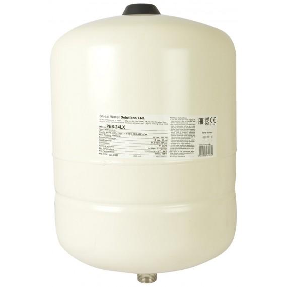(Idrosfera) Vaso espansione acqua potabile 24 lt Global Water Solutions PressureWave PEB-24LX