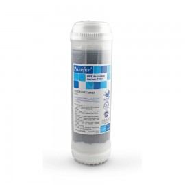 (Filtro) Cartuccia filtrante carbone attivo 10'' UDF Global Water Solutions UDF-GAC-2IN1