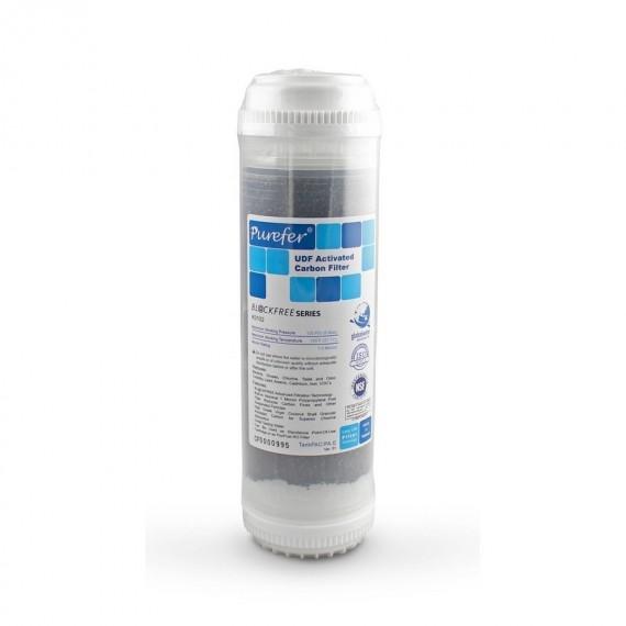(Filtro) Cartuccia filtrante carbone attivo 10'' UDF Global Water Solutions UDF-GAC-2IN1
