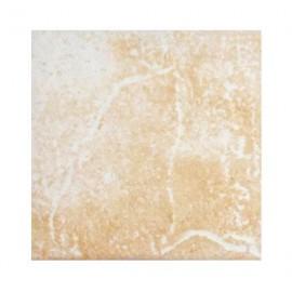 Pavimento grès porcellanato spessorato 15 x 15 cm Ceramiche San Nicola ardesia arancio