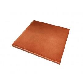 Pavimento klinker 24,5 x 24,5 cm rosso Gresmanc Rocinante