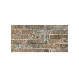 Rivestimento muretto 30 x 60 cm Ermes Aurelia D-Stone Multicolor 1604233