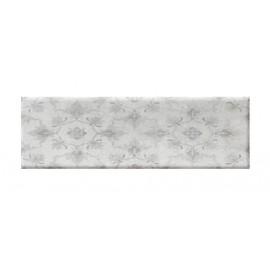 Rivestimento grès porcellanato 15,5 x 50 cm Elfos Ceramica Ciment Deco Grey