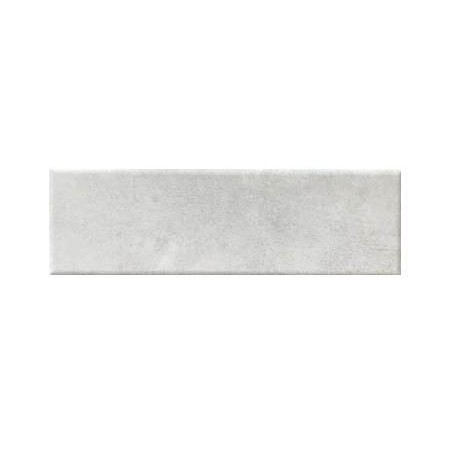 Rivestimento grès porcellanato 15,5 x 50 cm Elfos Ceramica serie Ciment Grey 1P15C105 - GP000037