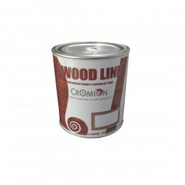Impregnante al solvente per legno Italcrom Cromion 0,75 Lt S0115