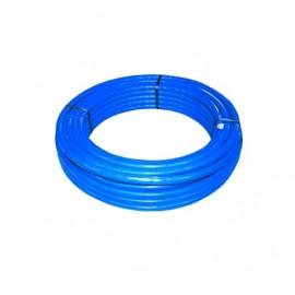 Tubo multistrato rivestito per acqua 26x3 Sesta Standard MRPX2603/25 blu rotolo 25 mt