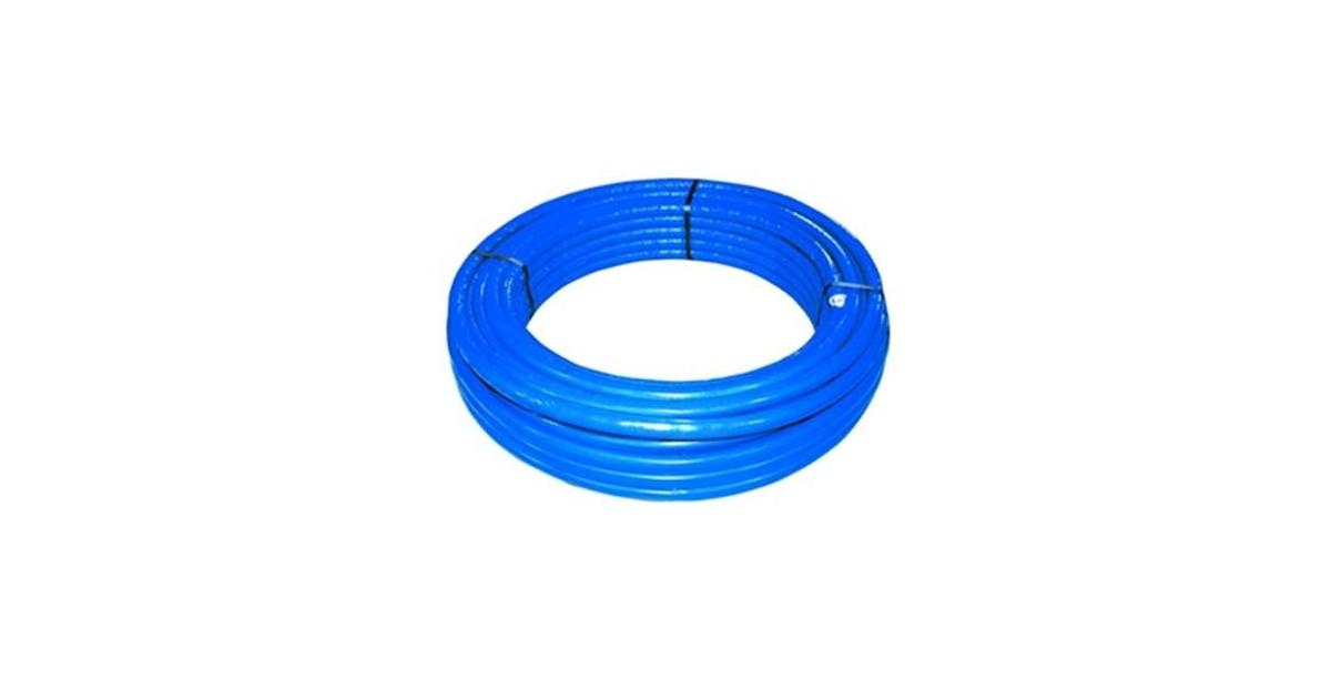 Tubo multistrato rivestito per acqua 16x2 Sesta Standard MRPX1602L blu rotolo 50 mt