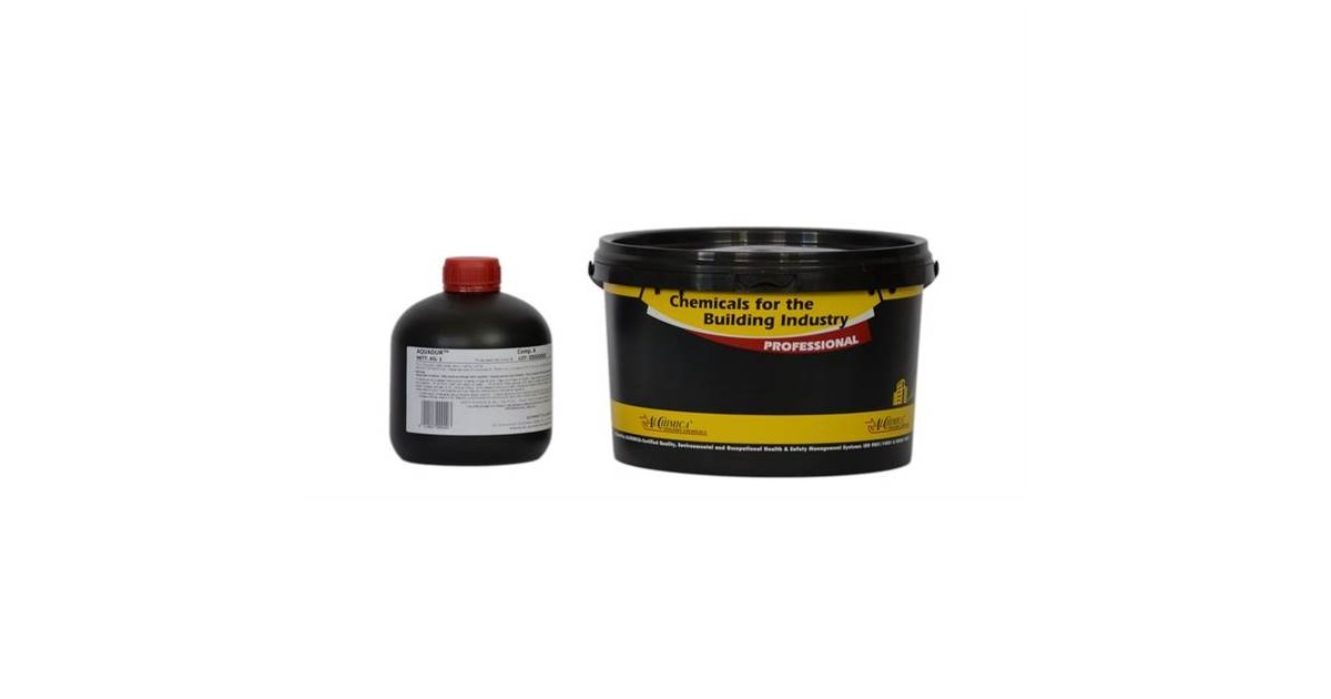 Primer bicomponente a base d'acqua Archet Aquadur (A+B) 4 kg