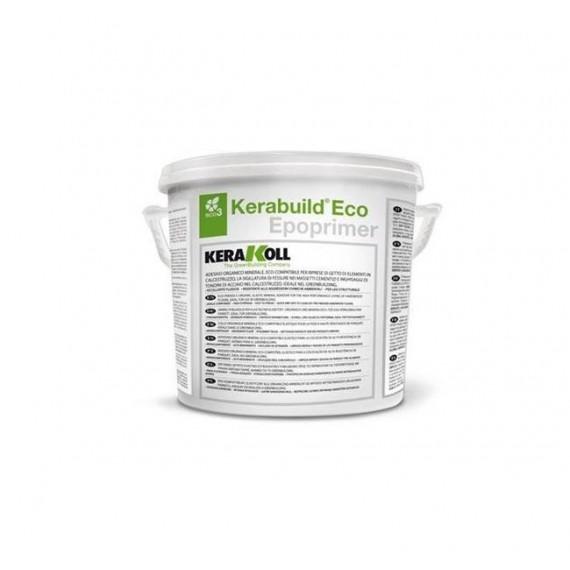 Kerabuild Eco Epoprimer 3 kg (A+B) 06145 Kerakoll Adesivo per riprese di getto
