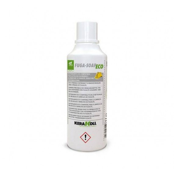 Fuga-Soap Eco 1 lt 06010 Kerakoll  Detergente per la pulizia di superfici
