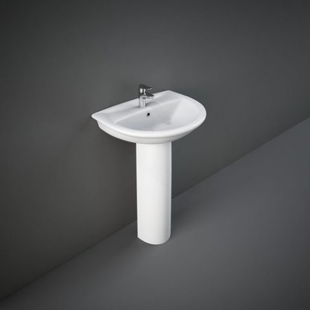 Lavabo 406 x 500 mm Karla RAK Ceramics KAWB00001