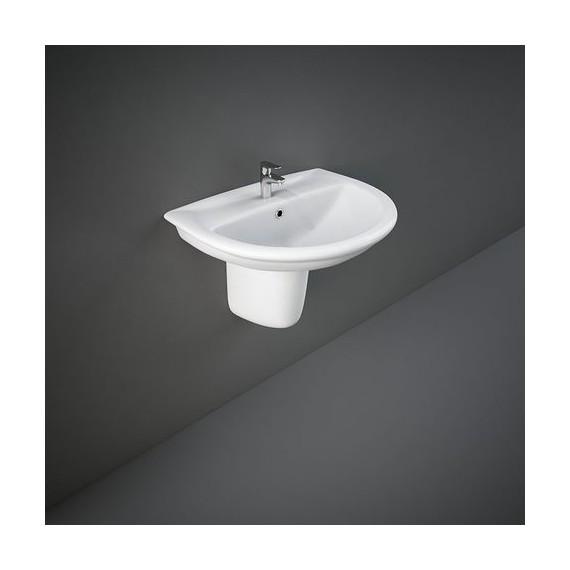 Lavabo 440 x 550 mm Karla RAK Ceramics KAWB00002