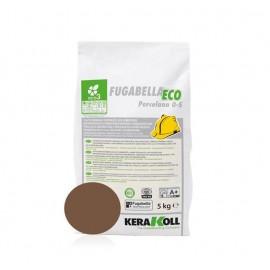 Fugabella Eco Porcelana 0-5 noce 5 kg Kerakoll 03919 12 Stucco per fughe