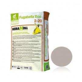 Fugabella Eco Porcelana 2-20 grigio ferro 25 kg Kerakoll 10754 04 Stucco per fughe