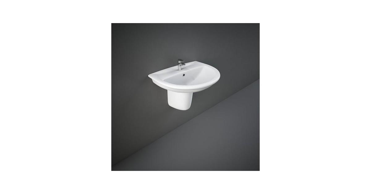 Lavabo 510 x 650 mm Karla RAK Ceramics KAWB00003