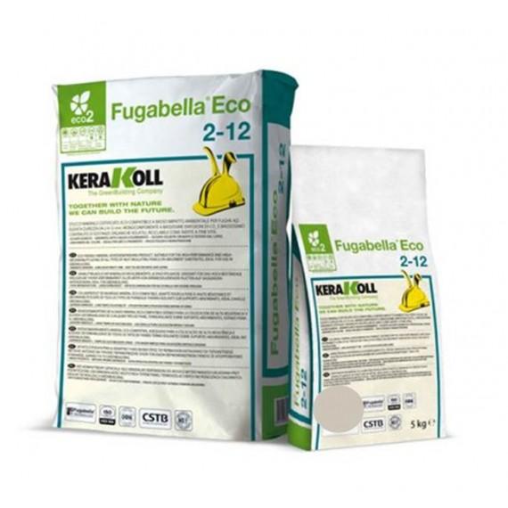 Fugabella Eco 2-12 grigio perla 06 (25 kg) Stucco per fughe Kerakoll