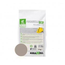 Fugabella Eco Porcelana 0-5 tortora 5 kg Kerakoll 03908 52 Stucco per fughe