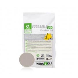 Fugabella Eco Porcelana 0-5 grigio ferro 5 kg Kerakoll 03889 04 Stucco per fughe