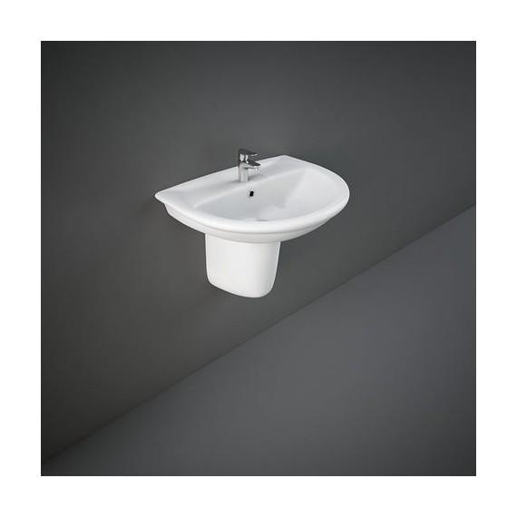 Lavabo 485 x 600 mm Karla RAK Ceramics KAWB00004