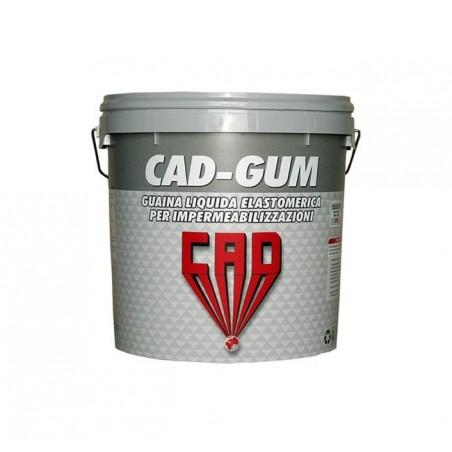 Cad Gum 5 kg grigio Guaina liquida per impermeabilizzazioni
