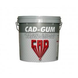 Cad Gum 20 kg grigio Guaina liquida per impermeabilizzazioni