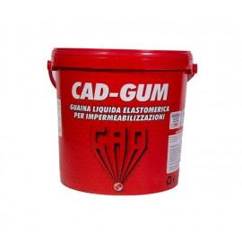 Cad Gum 5 kg rosso Guaina liquida per impermeabilizzazioni