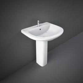 Lavabo 65 cm con colonna Orient RAK Ceramics ORWB00001