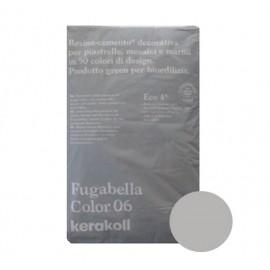 Fugabella Color 06 grigio perla 20 kg 16071 Fugante Kerakoll