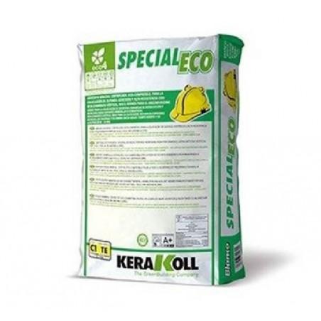 Colla Kerakoll Special Eco kg 25 bianco 01016