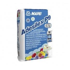 Adesilex P9 25 kg bianco Mapei 005125 Colla in polvere per ceramiche e materiale lapideo