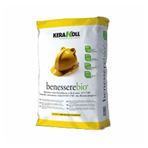 Kerakoll Benesserebio 18 kg 14572 Biointonaco termo-deumidificante
