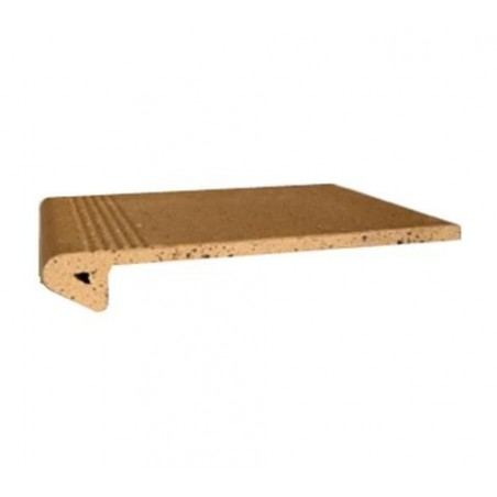 Gradino Klinker rigato (antiscivolo) 34 x 25 cm Rubi Grestejo