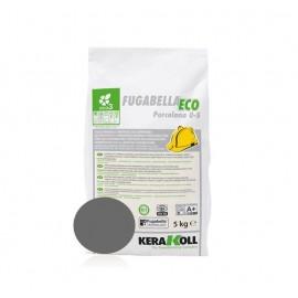 Fugabella Eco Porcelana 0-5 antracite 10 (5 kg) Kerakoll Stucco per fughe
