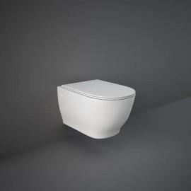 WC sospeso scarico parete Moon Rak Ceramics MOWC00002