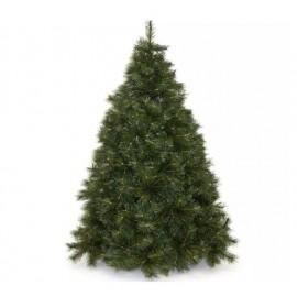Albero di Natale artificiale verde mod. Alaska 210 cm (codice 16878)