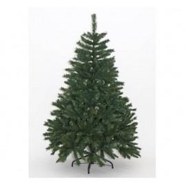 Albero di Natale artificiale verde mod. Alpino 210 cm (codice 16851)