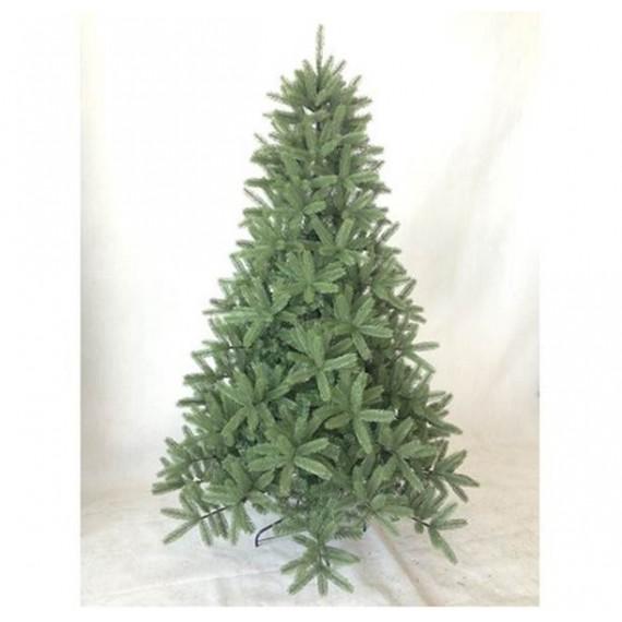 Albero Di Natale Finto.Albero Di Natale Artificiale Verde Mod Cortina 210 Cm 89760