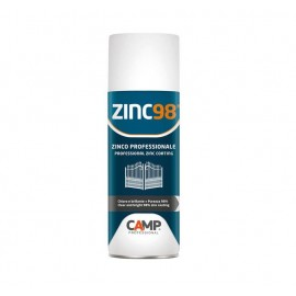 Zinco spray professionle Zinc 98 CAMP 1015 400