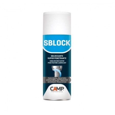 Lubrificante super sbloccante spray Sblock CAMP 1004 400