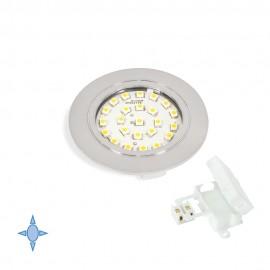 Faretto LED Ø 65 mm con luce bianca fredda