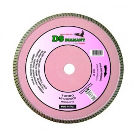 Disco diamantato DS Diamant Ø230 MM Turbo K10 Rosa 230K10 10 carati universale