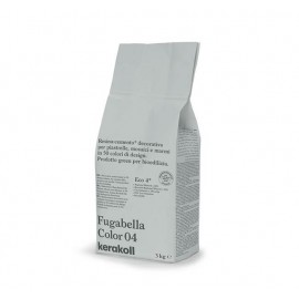 Fugabella Color 04 3kg 15534 Kerakoll Stucco per fughe