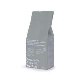 Fugabella Color 06 grigio perla 3kg 15538 Kerakoll Stucco per fughe