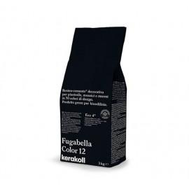 Fugabella Color 12 3kg 15550 Kerakoll Stucco per fughe